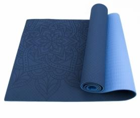 Коврик для йоги и фитнеса Sportcraft, 183х61х0,6 см (ES0054)