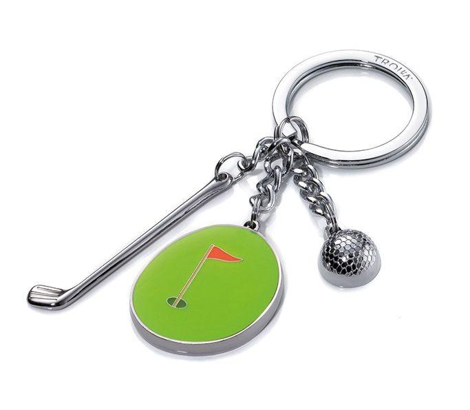 Брелок для ключей Гольф Troika (KR11-33/CH)