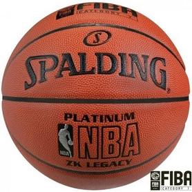 Мяч баскетбольный Spalding NBA Platinum ZK Legacy №7