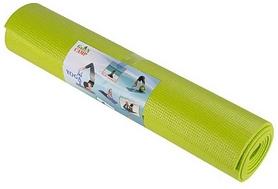 Коврик для фитнеса (йога-мат) Green Camp салатовый, 173х61х0,4 см (GC61174-GR)