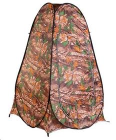 Палатка-душ туристическая Mountain Outdoor камуфляжная (10485-3)