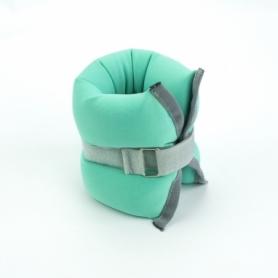 Утяжелители-манжеты для ног и рук Sportcraft, 2 шт по 1 кг (ES0056) - Фото №2
