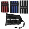 Набор резинок для фитнеса (эспандеры) SportVida Hip Band (SV-HK0366) - Фото №5