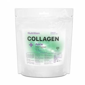 Коллаген EntherMeal Collagen Juice Клубника со сливками, 15 саше по 5 г (ABPR100108)