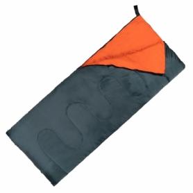 Мешок спальный (спальник) SportVida +2 ...+ 21°C R серый, 180x75 см (SV-CC0061)