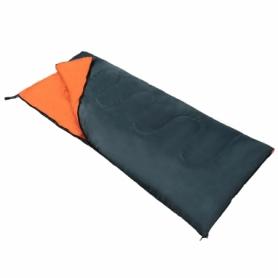 Мешок спальный (спальник) SportVida +2 ...+ 21°C R серый, 180x75 см (SV-CC0061) - Фото №2