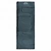 Мешок спальный (спальник) SportVida +2 ...+ 21°C R серый, 180x75 см (SV-CC0061) - Фото №3