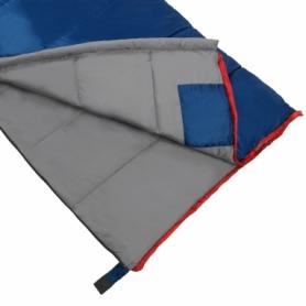 Мешок спальный (спальник) SportVida -3 ...+ 21°C L синий, 190x75 см (SV-CC0067) - Фото №2