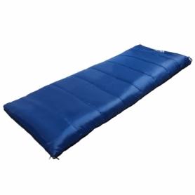 Мешок спальный (спальник) SportVida -3 ...+ 21°C L синий, 190x75 см (SV-CC0067) - Фото №3