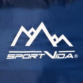 Мешок спальный (спальник) SportVida -3 ...+ 21°C L синий, 190x75 см (SV-CC0067) - Фото №9