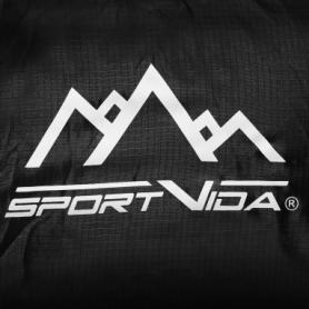Мешок спальный (спальник) SportVida -3 ...+ 21°C R черный, 190x75 см (SV-CC0068) - Фото №10