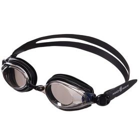 Очки для плавания MadWave Techno Mirror II черные (M042803_BLK)