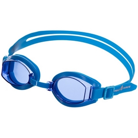 Очки для плавания MadWave Simpler синие (M042409_BL)