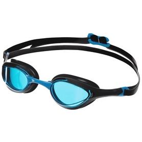 Очки для плавания MadWave Alien голубые (M042727_CYAN)