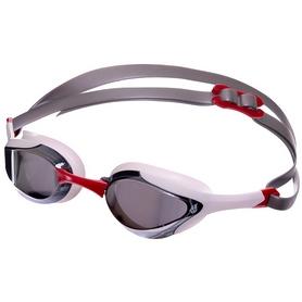 Очки для плавания MadWave Alien Mirror (M042728_RED-GR)