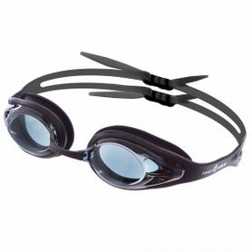 Очки для плавания MadWave Alligator черные (M042713_BLK)