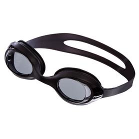 Очки для плавания MadWave Stretchy черные (M043101_BLK)