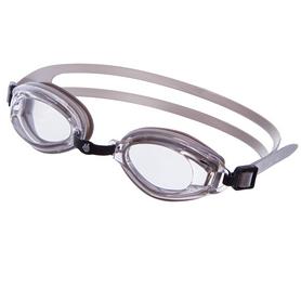 Очки для плавания MadWave Predator серые (M042104_SR)