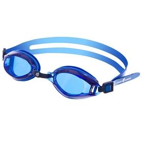 Очки для плавания MadWave Predator синие (M042104_BL)