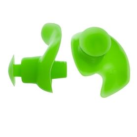 Беруши для плавания MadWave Ergo зеленые (M071201_GRN)