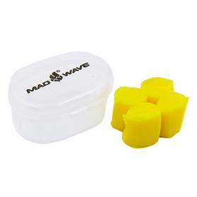 Распродажа*! Беруши для плавания MadWave желтые (M071401_YEL)