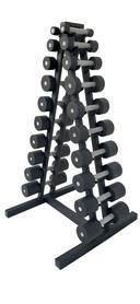 Гантельный ряд Fitness Boost со стойкой, 1-10 (Boost1-10)