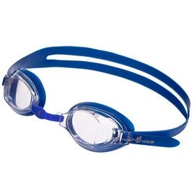 Очки для плавания детские MadWave Stalker Junior синие (M041903_BL)