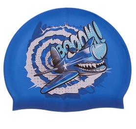Шапочка для плавания детская MadWave Crazy Fly (M057807000W)