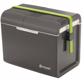 Автохолодильник Outwell Coolbox Ecocool серый, 35 л (SN928960)
