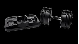 Гантели Hammer Cleverlock Dumbbell Beast, 2 х 20 кг (HM-6775)