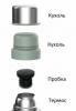 Термос питьевой Ranger Expert, 0,9 л (RA 9920) - Фото №5