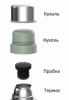 Термос питьевой Ranger Expert, 1,6 л (RA 9922) - Фото №5