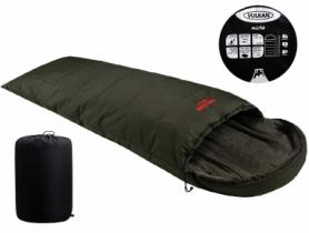 Мешок спальный (спальник) Vulkan Micro меланж зеленый (VU1215MX)