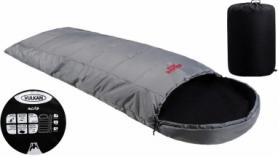 Мешок спальный (спальник) Vulkan Micro серый (VU1213GR)