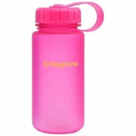 Бутылка для воды KingCamp Tritan Bottle розовая, 400 мл (KA1111PI)