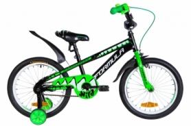 "Велосипед детский Formula Wild 2021 - 18"", рама - 9"" (OPS-FRK-18-087)"