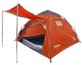 Палатка трехместная KingCamp Monza (KT3094DR)