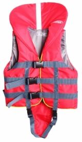 Жилет спасательный детский Vulkan красный, 0-15 кг (R284)