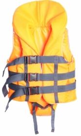 Жилет спасательный детский Vulkan оранжевый, 0-15 кг (R285)