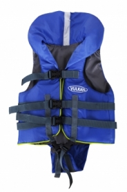 Жилет спасательный детский Vulkan синий, 0-15 кг (R286)