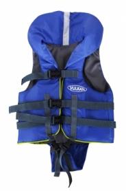 Жилет спасательный детский Vulkan синий, 0-25 кг (R289)