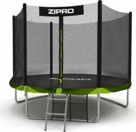 Батут с защитной сеткой Zipro Jump PRO 8FT, 252 см (33333-44555)