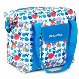 Cумка-холодильник Spokey San Remo голубая, 30 л (927382)