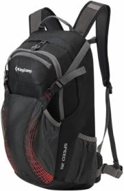 Рюкзак туристический KingCamp Speed черный, 25 л (R321)