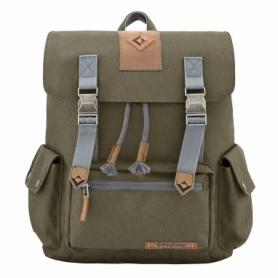 Рюкзак туристический KingCamp Yellowstone зеленый, 15 л (KB3323)