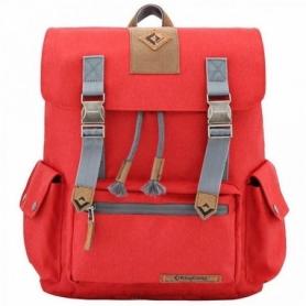 Рюкзак туристический KingCamp Yellowstone красный, 15 л (KB3323)