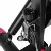 Степпер поворотный (мини-степпер) с эспандерами SportVida розовый (SV-HK0360) - Фото №2