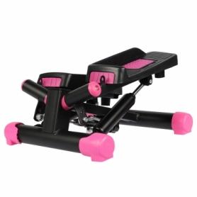 Степпер поворотный (мини-степпер) SportVida розовый (SV-HK0358) - Фото №2