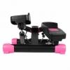 Степпер поворотный (мини-степпер) SportVida розовый (SV-HK0358) - Фото №4