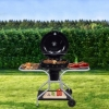 Гриль-барбекю садовый угольный переносной Springos (G0014) - Фото №9